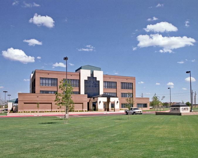 Corporate Headquarters Lubbock Texas Bgr Architects