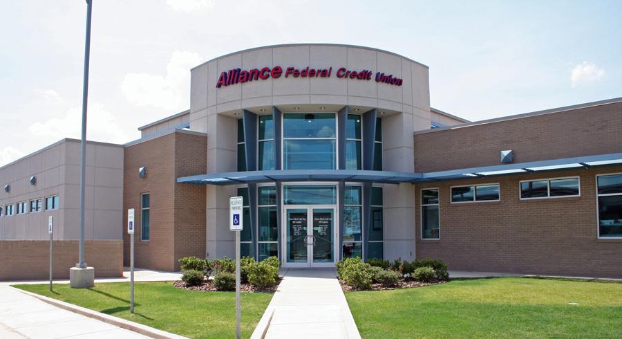 Northwest Credit Union >> North Frankford Alliance FCU, Lubbock, Texas - BGR Architects | Lubbock, Texas